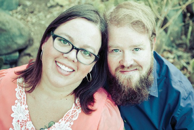 Juliana Jex and Jeremy Carver, both of Escondido, are happy to announce their engagement. Ms. Jex is the daughter of Suzi Duke of Oceanside and Greg Jex of Murrieta. Mr. Carver is the son of Karen Walker of Captain Cook, HI and Jeff Carver of Thoreau, NM. The couple will be married October 4, 2015 in Escondido.