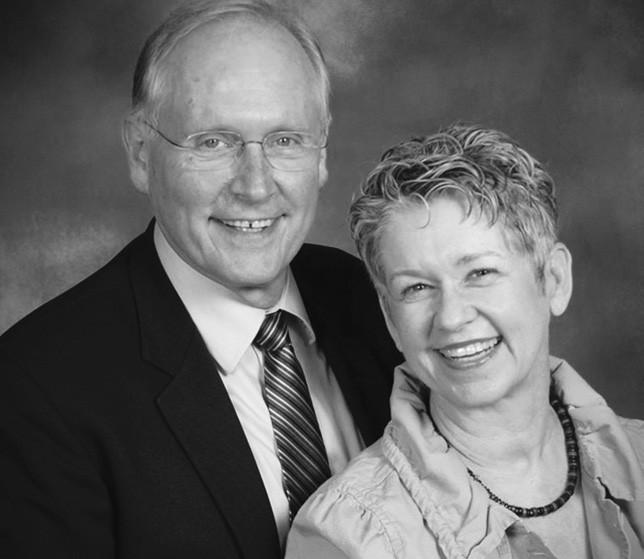 Bill & Christine Vogelsang