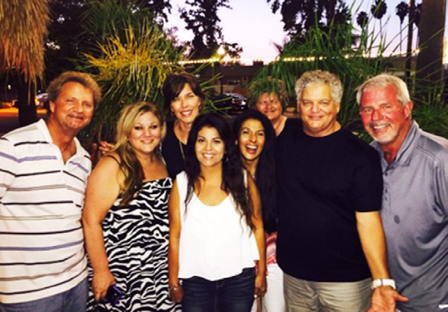 Escondido High School's 35th reunion of the Class of 1980 celebrated Saturday at the Vintana restaurant.