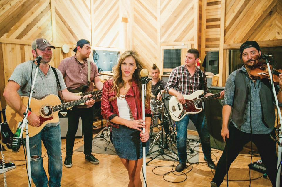 Morgan Leigh has assembled one of Southern California's most prominent Country bands.