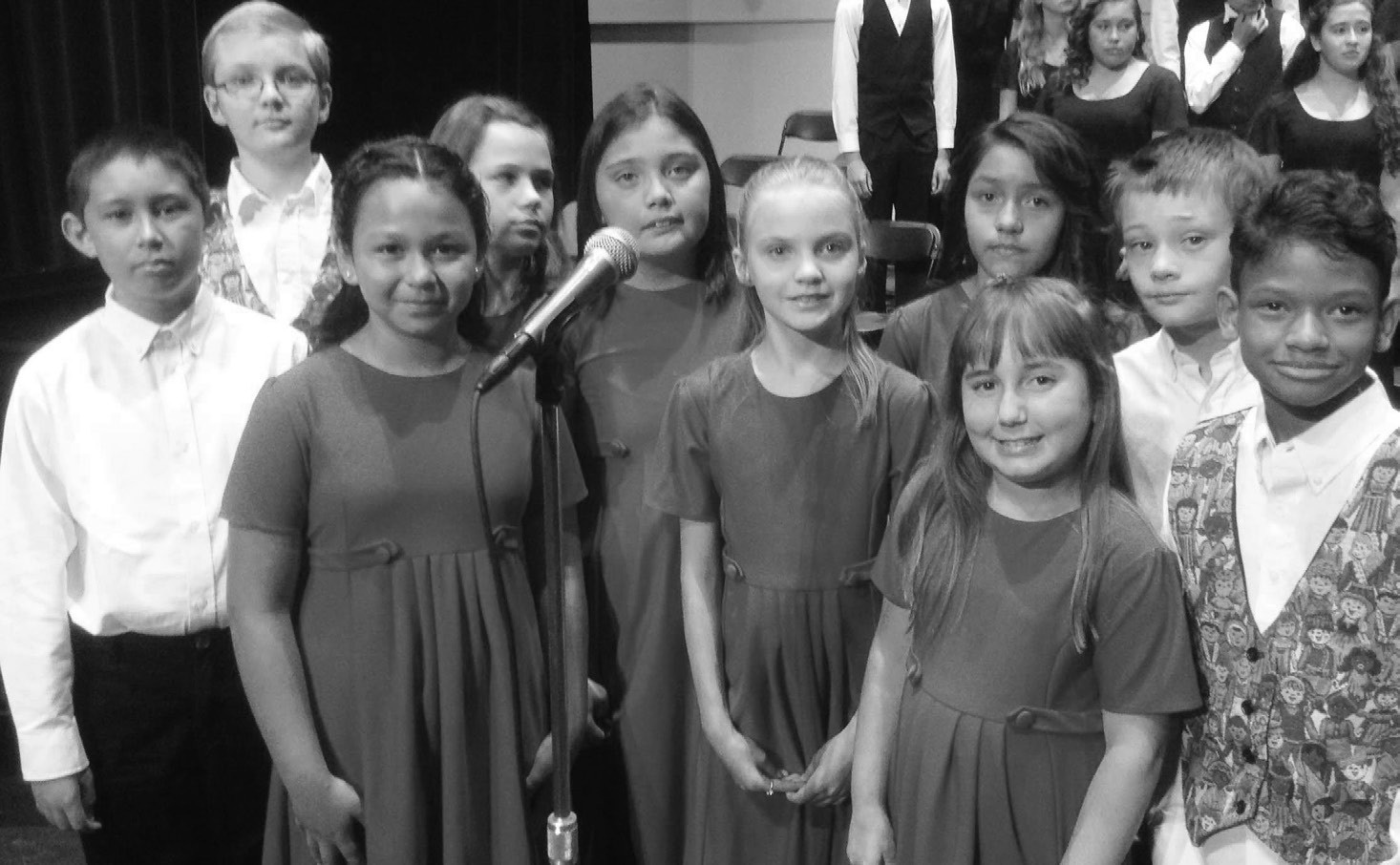 The Center Children's and Youth Chorus is part of the Escondido Choral Arts Program endorsed by the CCAE.