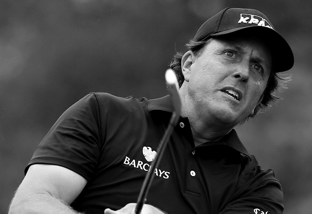 In the author's opinion, the lefty Mickelson has Woods beat on a number of fronts.