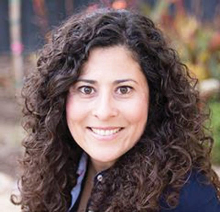 City councilwoman Olga Diaz.