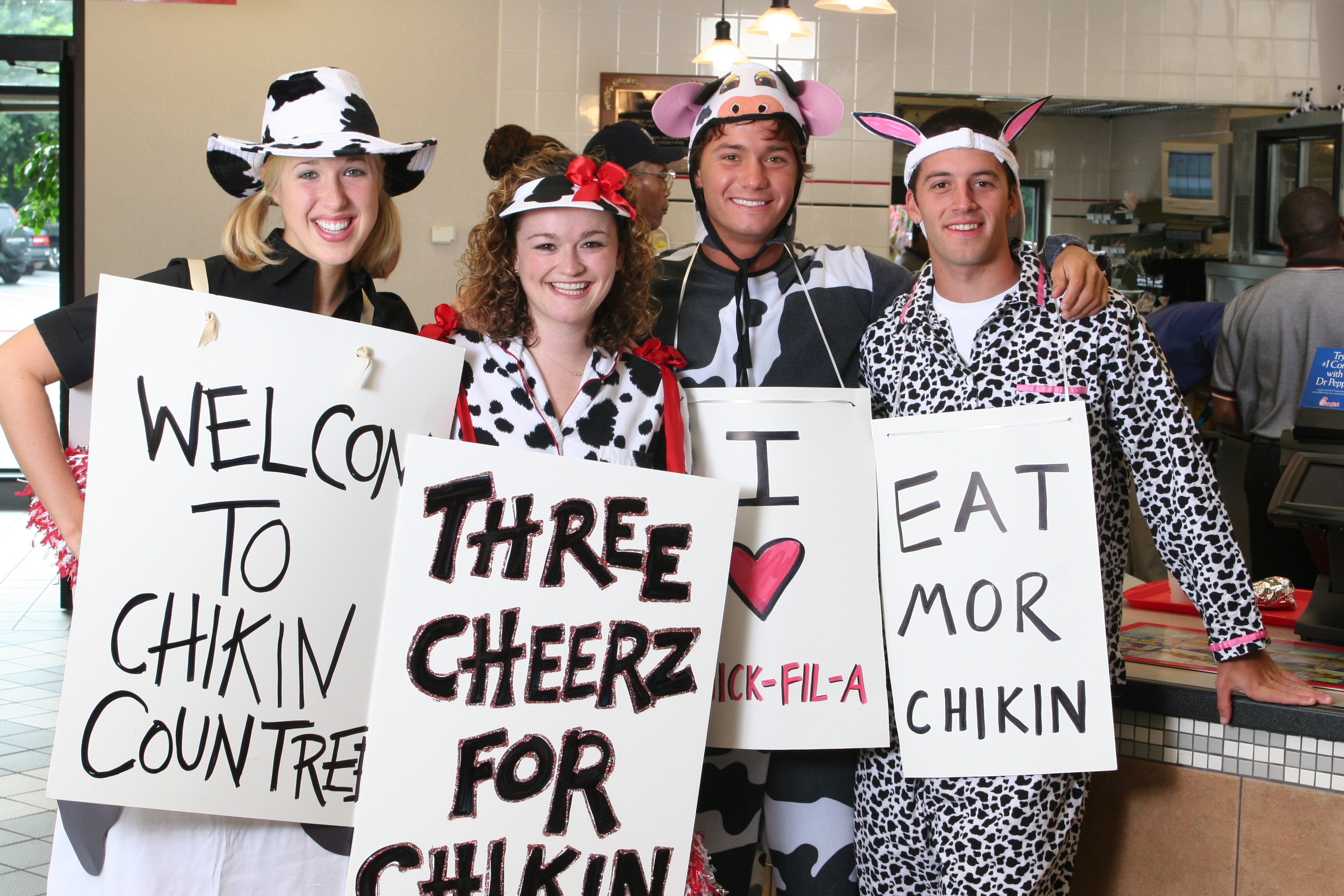 Chick-fil-A to offer free food on 7/12 `Cow Appreciation Day ...