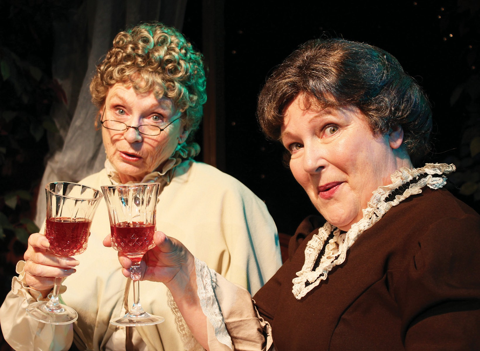 Arsenic and Old Lace, a laugh-a-minute screwball comedy will be playing at the Welk Resort Theater this August.