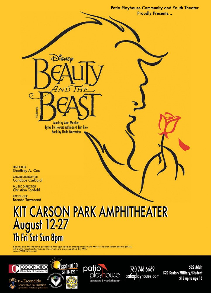 Publicity Image: Provided by Patio Playhouse.