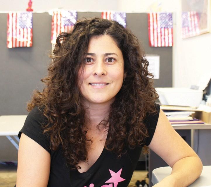 Escondido city councilwoman Olga Diaz.
