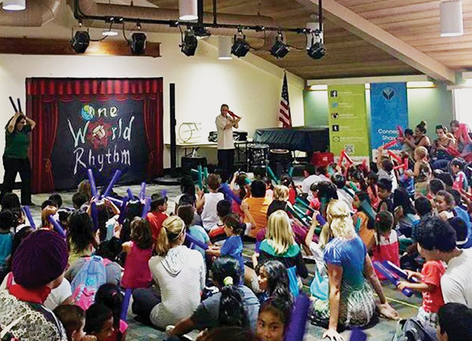 The Kids Music Program occurred during the Summer Reading Challenge.