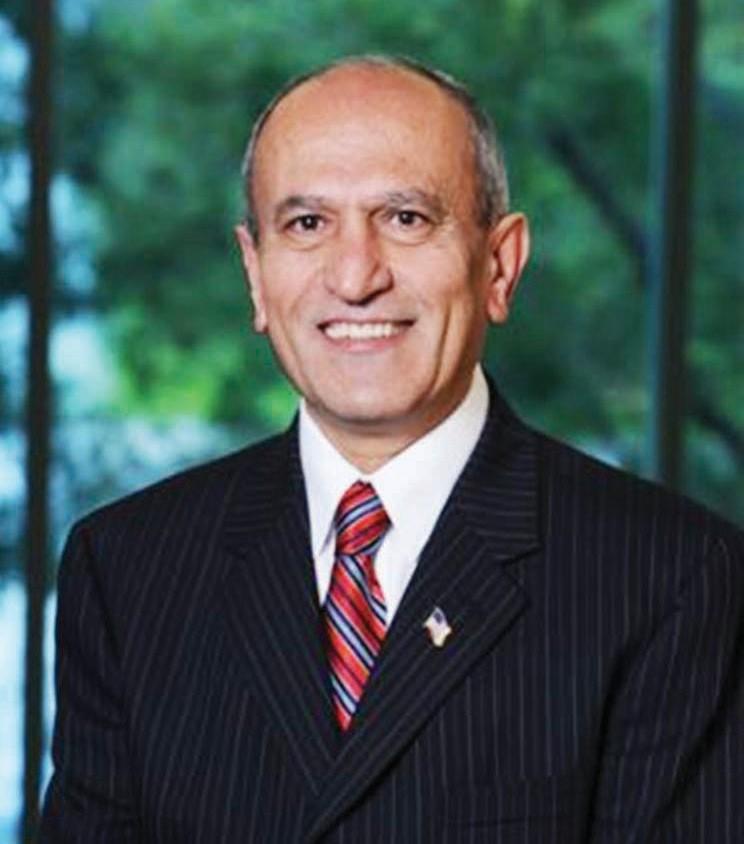 Mayor Sam Abed