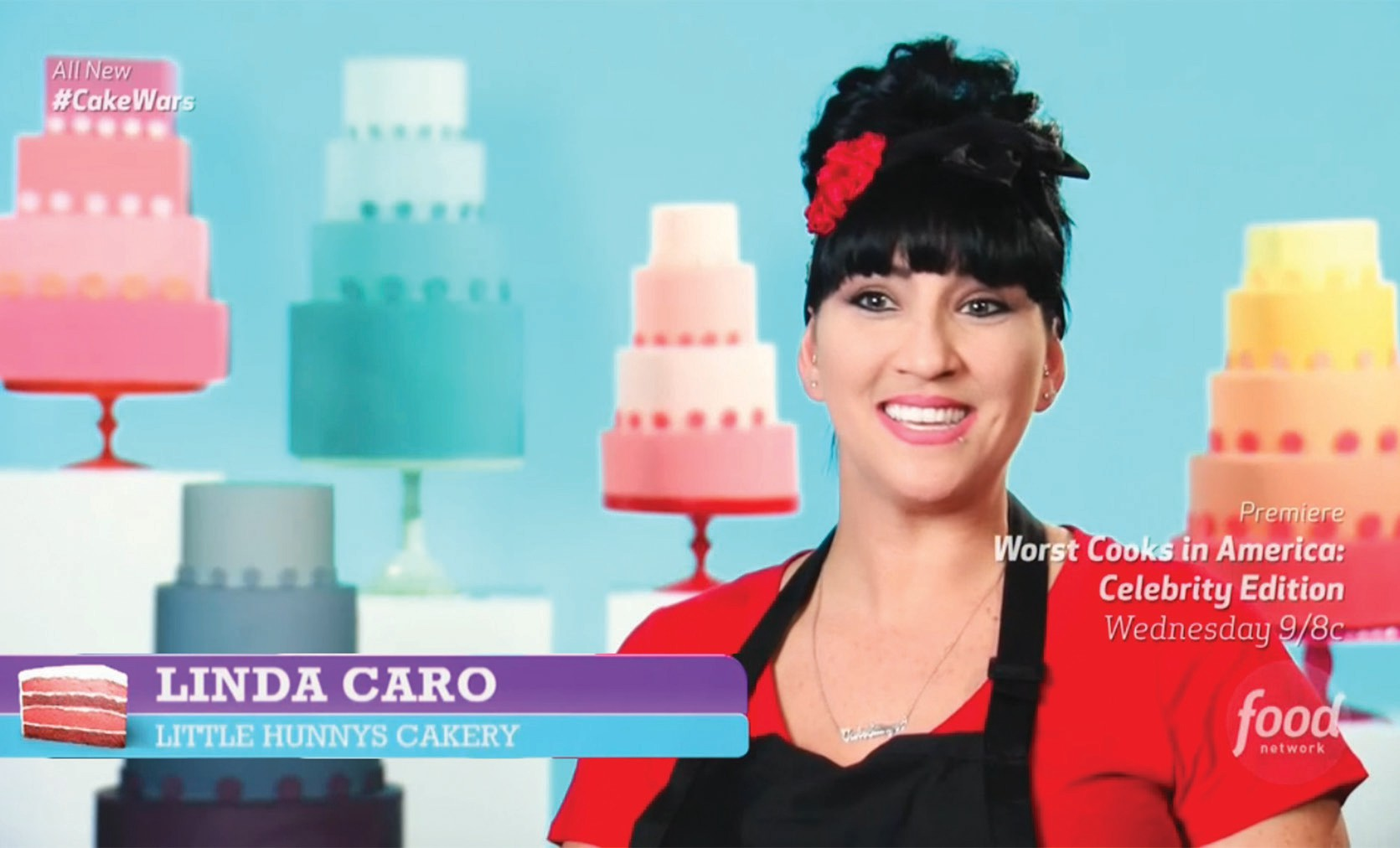 When you win something like the Cake Wars, you get turned into an instant celebrity.
