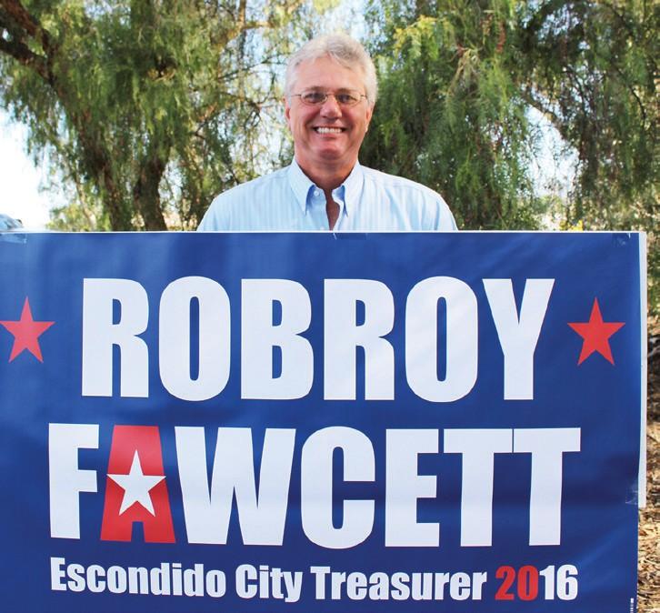 Robroy Fawcett