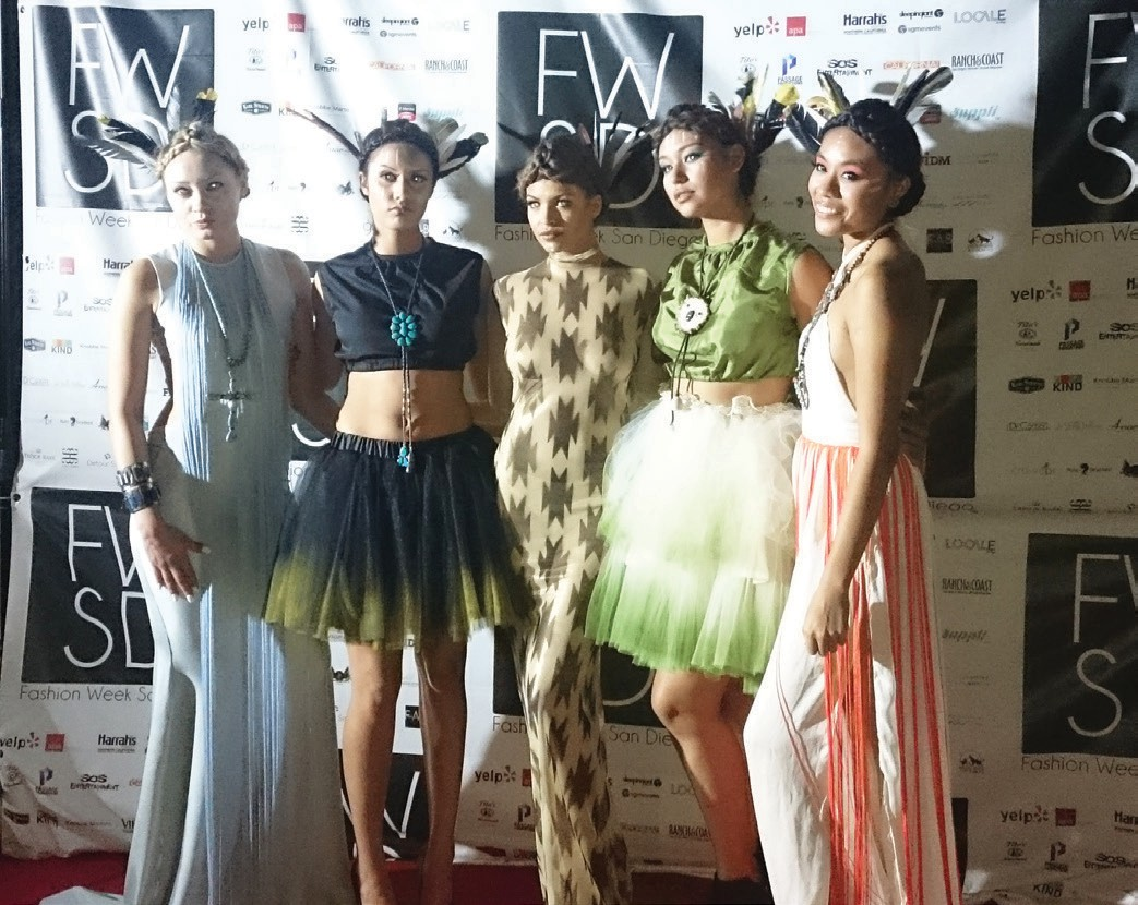 Post runway highlights of designs from B. JASH. I Couture. Photos by Anne Hall
