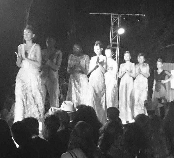 Celebrating art as beauty and Fashion Week San Diego 2016.