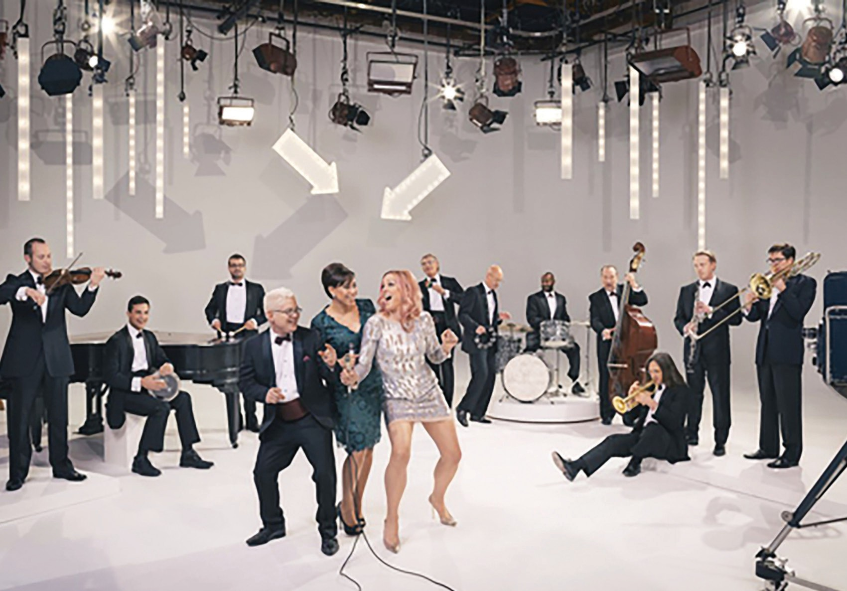 Pink Martini will play a selection of holiday tunes at their December 3 concert.