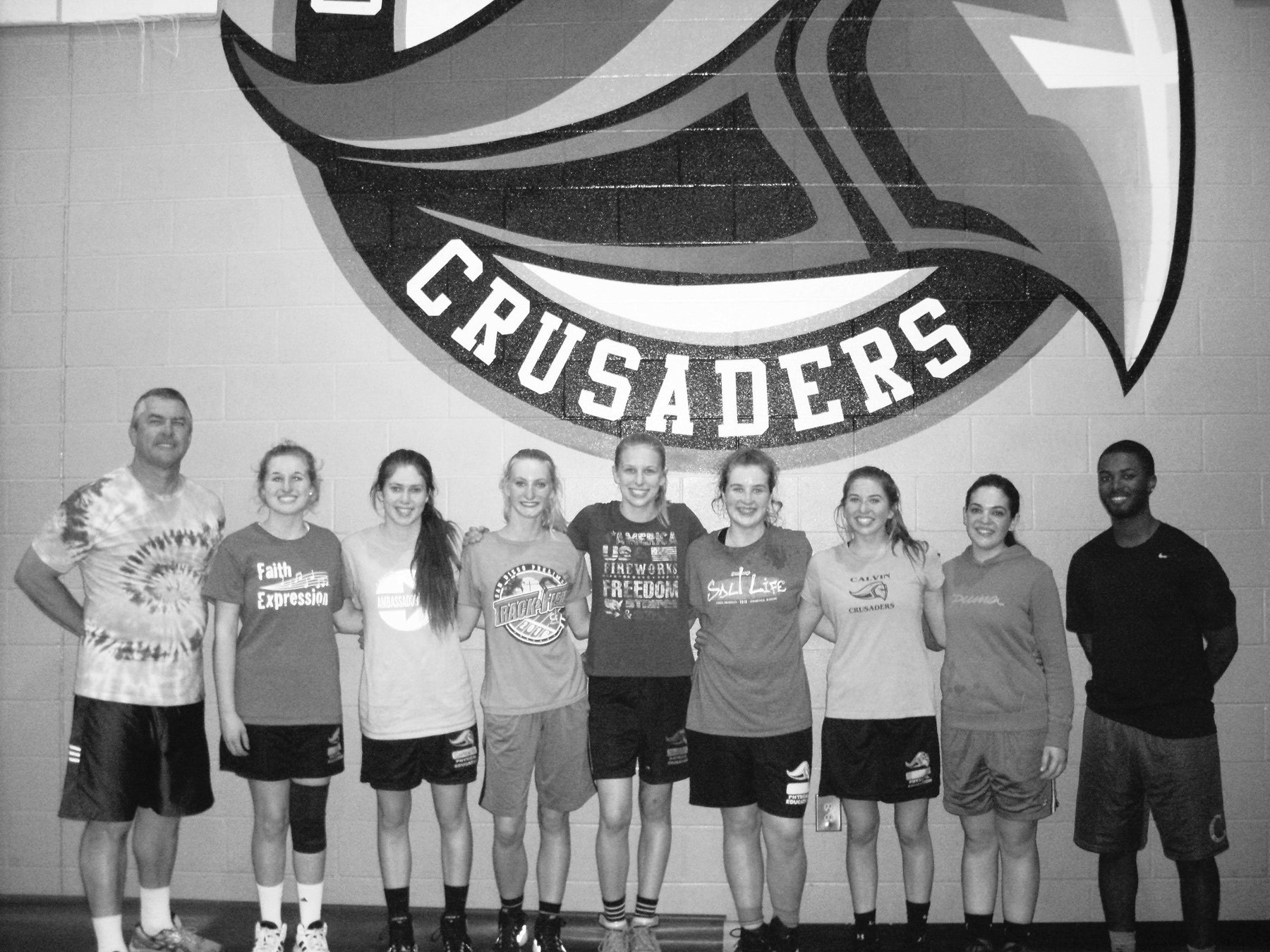 Since deciding to form this team together, these Crusaders have continued to improve their skills as well as their relationships with one another.